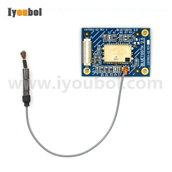 Bluetooth PCB Replacement for Zebra P4T