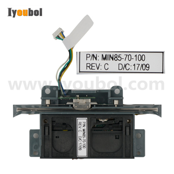 Card slot with PCB (MIN85-70-100)Replacement for Intermec PB21