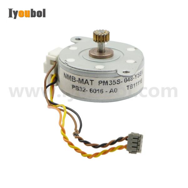 Motor Spec Bi-Polar (PB32-6016) Replacement for Intermec PB22