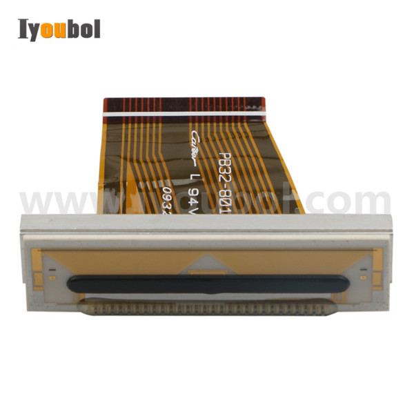 Print Head with Cable Replacement for Intermec PB21