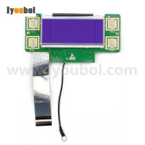 LCD & Keypad PCB with Flex Cable Replacement for Intermec PB22