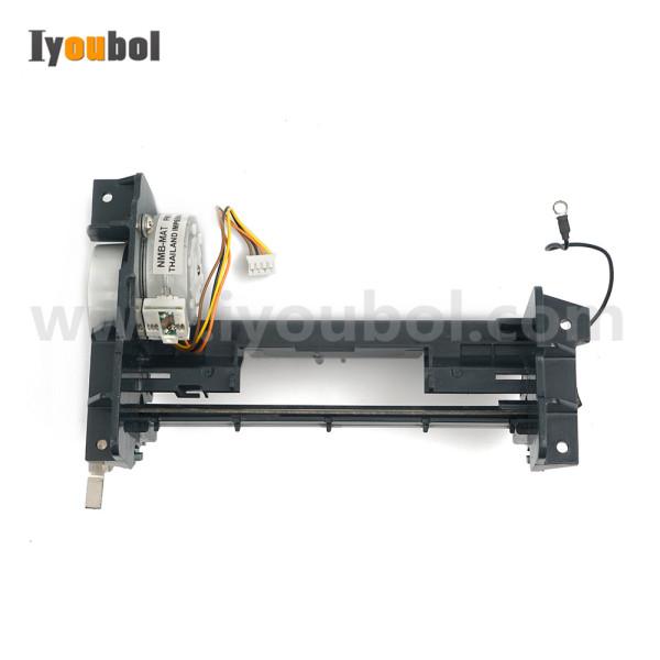 Middle Cover with Motor Spec Bi-Polar for Intermec PW50 Mobile Printer