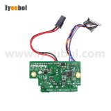 Power Belize I/O PCB (PB504-9-104) Replacement for Intermec PB50 Mobile Printer