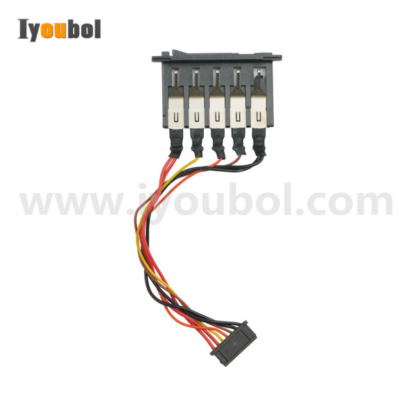Battery Connector Replacement for Toshiba B-EP4DL-GH40-QM-R