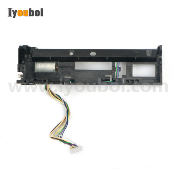 Middle Cover with Bar Sensor & Motor For Intermec PB42