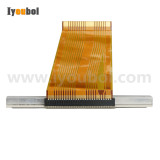 Print Head with Flex Cable Replacement for Intermec PB31