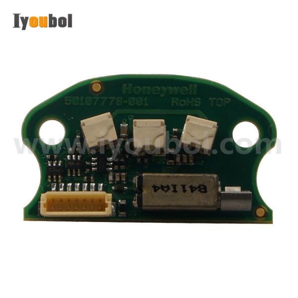 speaker with Vibrator PCB For Honeywell 1910i 1911i