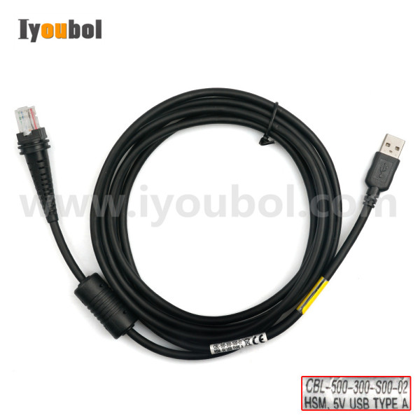 USB Cable For Honeywell Voyager 1202G 1200G