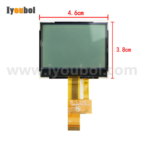 LCD Module Replacement for Datalogic PowerScan PM9500