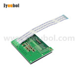 LCD Module with Flex Cable Replacement for Datalogic PowerScan M8300 M8500