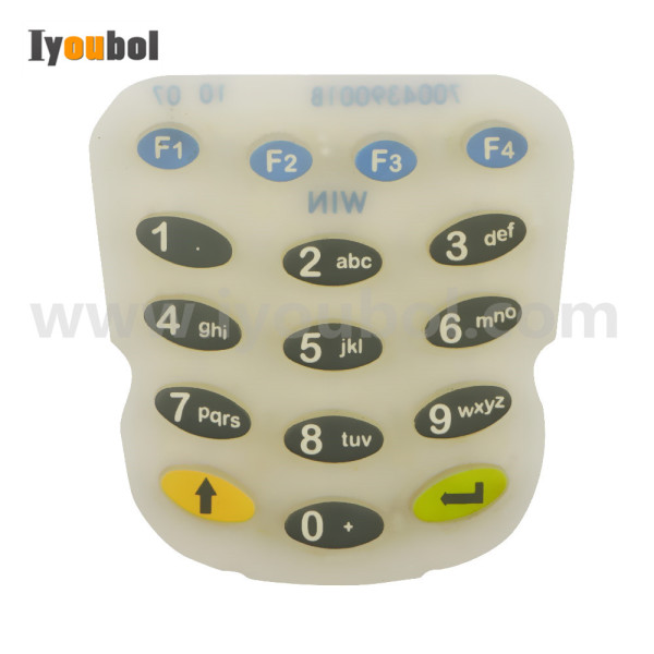 Keypad (Numeric) Replacement for Datalogic PowerScan M8300