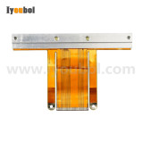 Printhead with Flex cable Replacement for honeywell SAV4 Mobile Printer