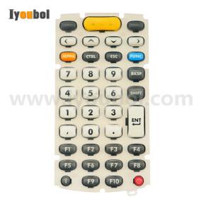Keypad (38-Key) Replacement for Motorola Symbol MC3100 MC3190 series