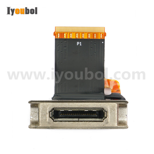 Sync & Charge Connector with Flex Cable Replacement for Intermec CK71