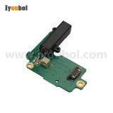 Interface PCB for Scan engine, backup battery & audio for Datalogic Memor
