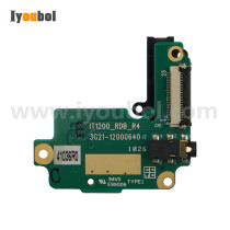 Interface PCB for Scan engine, backup battery & audio for Datalogic Memor