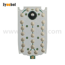 Keypad PCB (Version 2, 24-Key) Replacement for Datalogic Memor