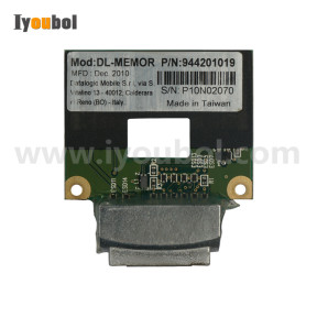 Power and Communication PCB board (Version 2) for Datalogic memor