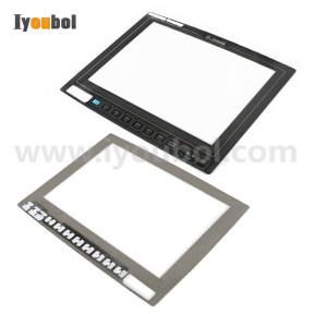 Keypad Overlay Power for Motorola Symbol Zebra VC80