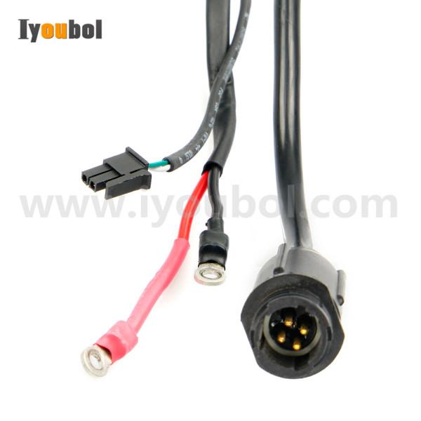 Power Cable for Motorola Symbol Zebra VC80