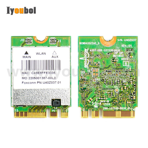 Wireless Card for Motorola Symbol ZEBRA VC80
