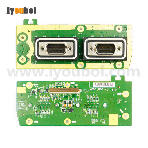 Sync & Charge Connector board for Motorola