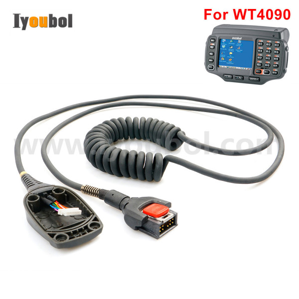 Power Cable ( Longer for HIP mounted ) Replacement for Symbol RS409, RS-409 RS-419