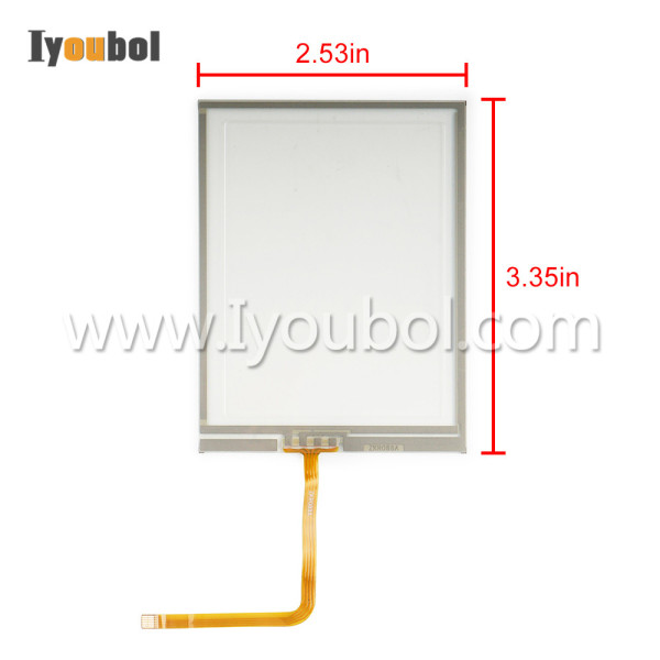 TOUCH SCREEN (Digitizer) for Symbol MC75 MC7506 MC7596 MC7598