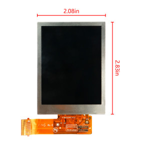 LCD with Touch Digitizer for Honeywell Dolphin 6110 (TFT3N3499-E)