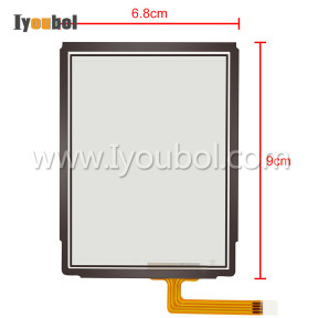 Touch Screen (Digitizer) Replacement for Datalogic Skorpio X4