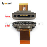 Sync & Charge Connector with Flex Cable for Datalogic Falcon X3+
