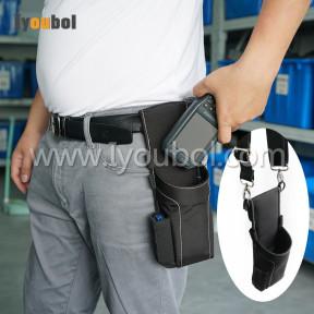Soft material holster for Datalogic Skorpio X3