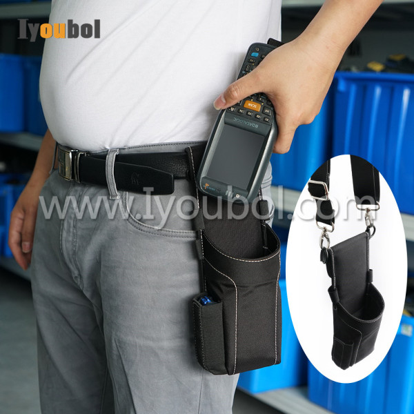 Soft material holster for Datalogic Falcon X3