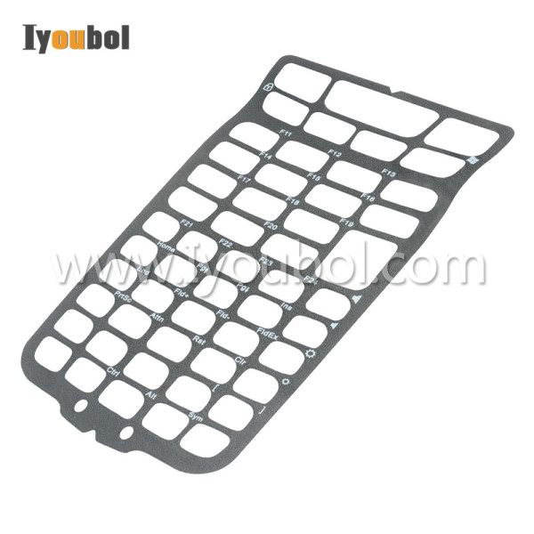 Keypad Overlay (52-Key, Alphanumeric) Replacement for Datalogic Falcon X3+