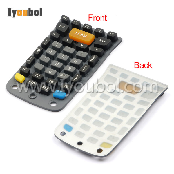 Numeric (38-Keys) Keypad Replacement for Datalogic Skorpio X4