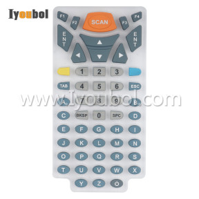 Keypad (54-Key) Replacement for Datalogic Kyman