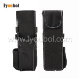 Soft material holster for Psion Teklogix Workabout Pro 7527-S-G2