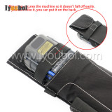 Soft material holster for Psion Teklogix Workabout Pro 7527-C-G3
