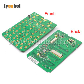Keypad PCB (51-Key) Replacement for Psion Teklogix Workabout Pro 7527C-G2
