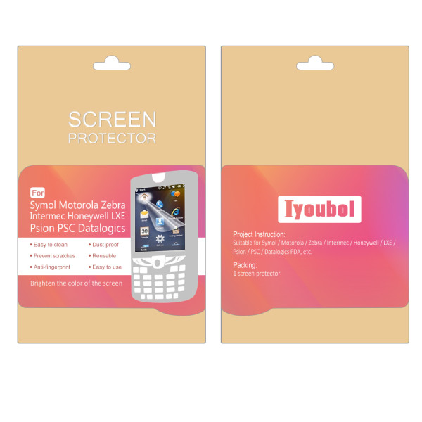 Screen protector for Psion Teklogix Workabout Pro 7527C-G2