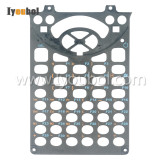 Keypad Cover (51-Key) + Keypad Overlay (51-Key) Replacement for Psion Teklogix Workabout Pro 7527C-G2
