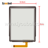 TOUCH SCREEN (Digitizer) Replacement for Psion Teklogix Workabout Pro 7525-C-G1
