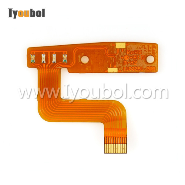 LED Flex Cable Replacement for Psion Teklogix Omnii XT10, 7545 XV