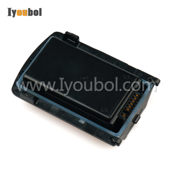 Battery + Battery Cover Replacement for Psion Teklogix Omnii XT10, 7545 XV