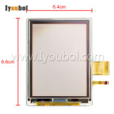 LCD with Touch Digitizer Replacement for Psion Teklogix Workabout Pro G2, 7525s