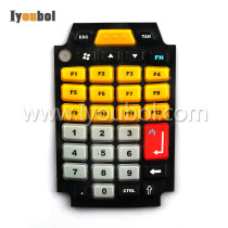 Keypad (34-Key, Numeric 123) Replacement for Psion Teklogix Omnii RT15, 7545 XC