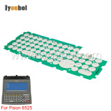 Keypad Myler Keyswitch  (ABCDE 1008089-001) Replacement Psion Teklogix 8525-G1