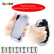 Protect Cover Handstrap Bumper Multi-colored for Zebra Motorola TC51 TC510K TC56 TC52 TC57
