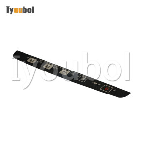 Menu Keypad plastic cover for Symbol VC5090 (Half Size)