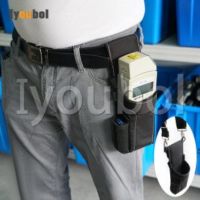 Soft material holster for Motorola Symbol PDT3100 PDT8100 SPT1700 SPT1800 series